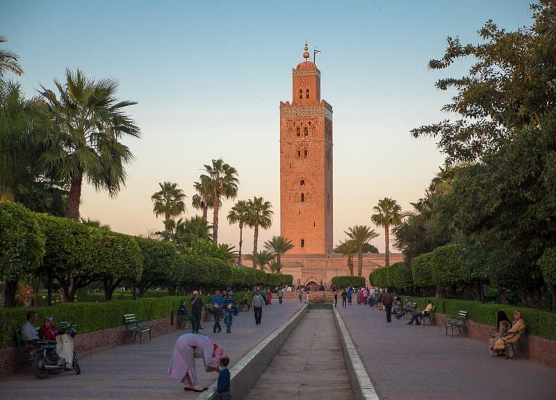 Explore Interesting Places with Cheap Holidays to Marrakech