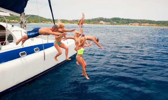 What does docking your boat mean?