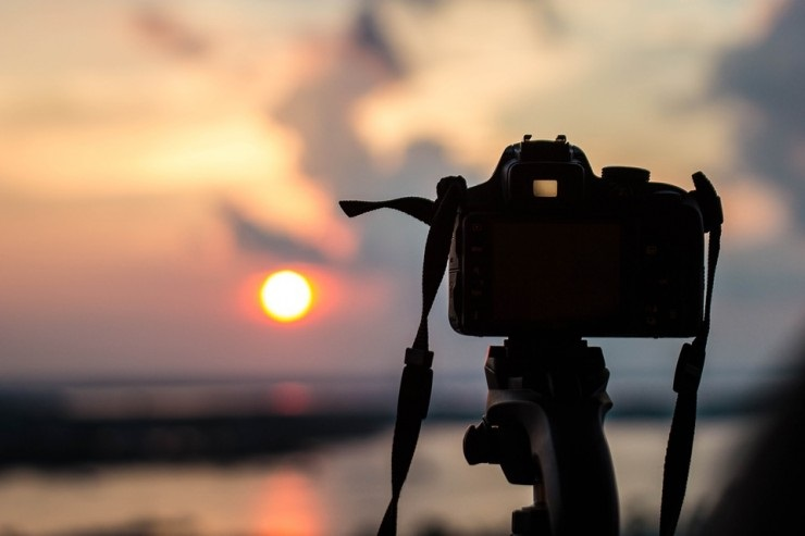 How to Photograph Sunrises and Sunsets