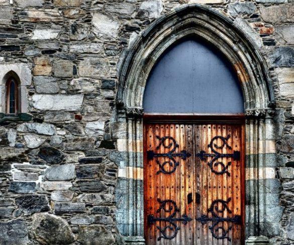 Benefits of Iron Doors