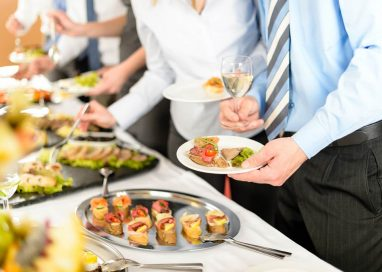 Why Office Catering Benefits Go Beyond Free Food For Employees
