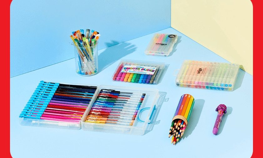 Stationery store a route to a successful carrier
