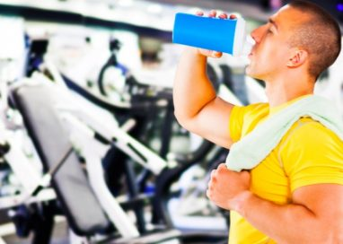 Leucine Supplementation and Intensive Workout