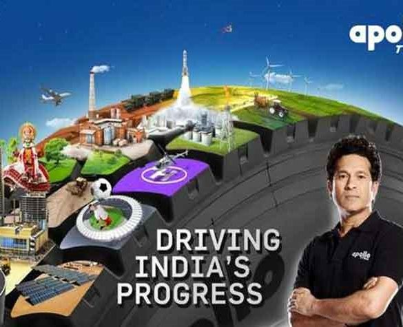The success story of an Indian tyre brand: Apollo Tyres