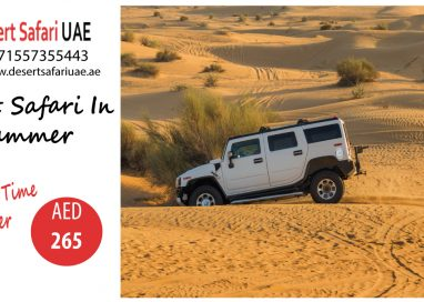 All the interesting things you can do in Desert Safari Dubai