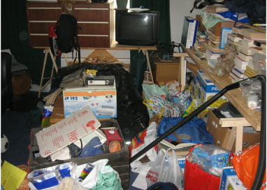 How Do You Know That You Own Too Much Stuff?