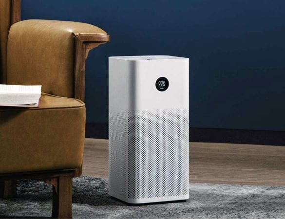 Improve Air Quality By Samsung Air Purifier