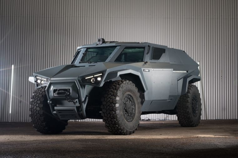Why do people choose armored vehicles over others?