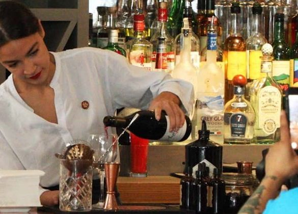 The Socialist Bartender