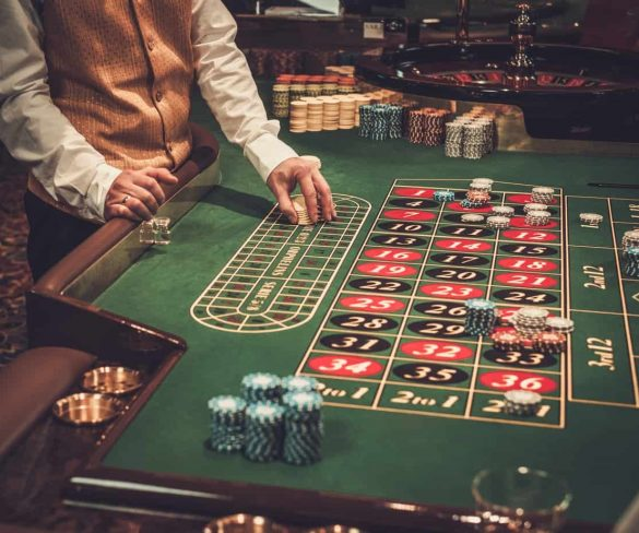 Mini Roulette general rules, bets, odds and payouts