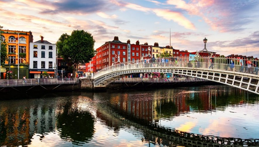 Top Five Things to do in Dublin 2020