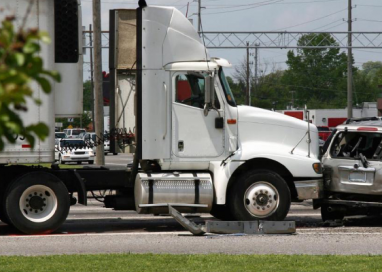 Commercial Truck Accident – What Makes a Driver Liable for Your Injury