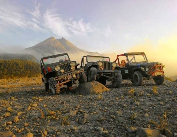 Itinerary Yogyakarta Tour, Get The Precious Moment
