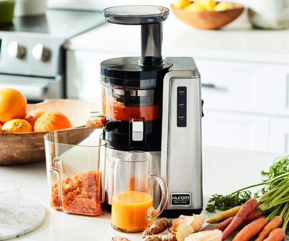 Hurom Juicers & Blenders, The Simple Way to Stay Healthy