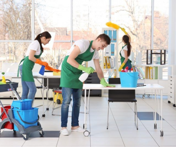 Most Effective Solutions for Office cleaning with Professional services