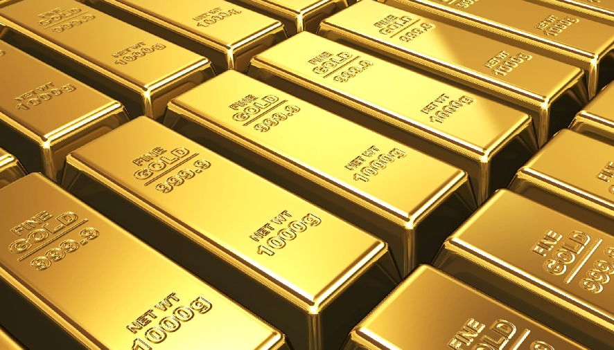 What to do when the price of gold is up